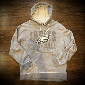 Ladies NFL Hoodie Philadelphia Eagles Sz L